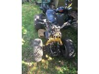 200cc 2stroke quad!!