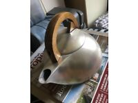 MOST BEAUTIFUL VINTAGE PICQUOT WARE - ENGLAND - K3 STOVE TOP KETTLE-REDUCED £95 TO £50 UNTIL 1 SEPT.