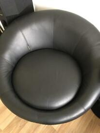 Black chair for quick sale £15