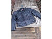 Skintan - Motorcycle/Cafe Racer leather jacket
