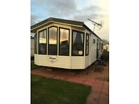 Static caravan St Monans , East Neuk of Fife
