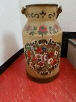Vase, Kanne, bauernmalerei, antik, vintage Saarland - Riegelsberg Vorschau