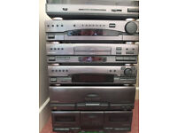 FOR SALE Pioneer HiFi 6 stack