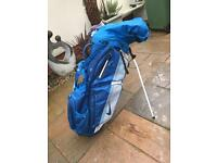 Nike carry stand bag great condition