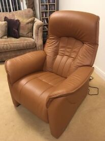 Himolla Rhine Leather Lift & Rise Recliner