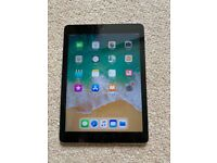 APPLE IPAD AIR 16GB WIFI and CELLULAR IOS 12 with charger GREAT CONDITION - CAN DELIVER