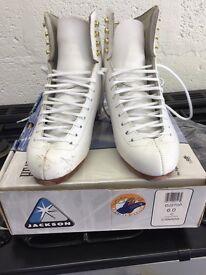 Jackson elite 2700 boot only size 6C