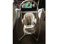 Graco Baby swing/bouncy chair