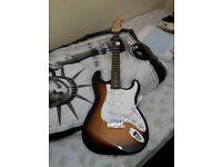 Fender Starcaster Strat Electric Guitar