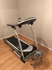 Reebok Z8 Run Treadmill Electric Incline, Heart Rate etc running machine