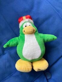 Club Penguin toy