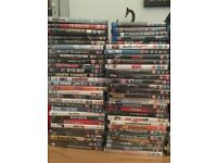 Multiple DVDs - 3 for £1