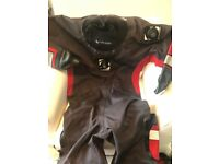 Typhoon Fathom Delux Drysuit – XL - *Open to Offers*