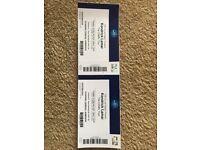 Kendrick Lamar standing tickets February 13th