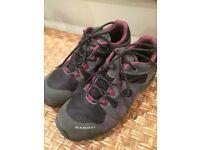like new - MAMMUT - Trekking and Multisport shoes (female)