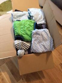 Baby boys bundle (more than 110items)