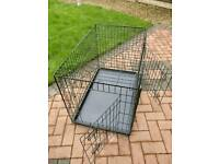 Dog Puppy Crate / Cage