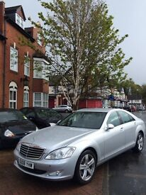 MERCEDES S CLASS- RECONDITIONED - HPI CLEAR DRIVES BEAUTIFUL!