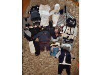 Boys clothes bundle 0-3 months