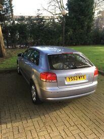 Audi A3 2004 Diesel manual, Grey/Silver