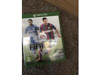 Fifa 15 (Xbox one )