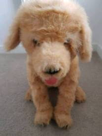 Fur real golden dog- Full working order large