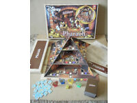 "Disney Mickey's Adventures ""THE CURSE OF THE PHAROAH"" board game from 2008."