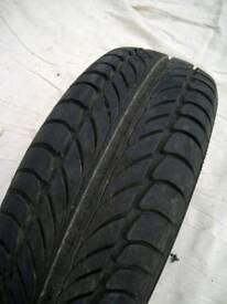 Tire, 165/65/R15