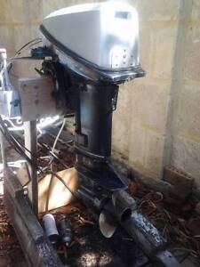 Evinrude 15 hp 2st Outboard motor Ascot Belmont Area Preview