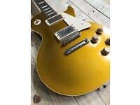 Gibson Les Paul Custom Shop Historic 1957 Reissue 2013 Antique Gold VOS R7