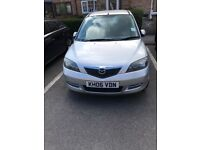 Mazda, 2, Hatchback, 2006, Semi-Auto, 1400 (cc), 5 doors