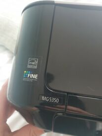 Free Canon MG5350 printer for spares or repairs