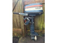 Yamaha 4hp outboard motor , (spares or repairs)