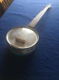 Tin can Banjo