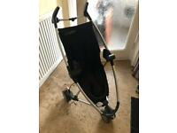 Maxi Cosi Zapp/Quinny stroller and car seat INC lots of extras!