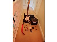 Fender Squier (and accessories)