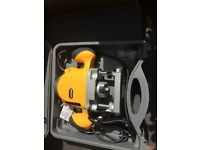 Nutool Router for cutting holes/straightlines etc in wood