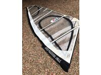 2009 Yes windsurfing sail - 5.3 Wave on (Good condition)