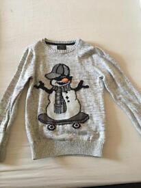 Boys Christmas jumper *Next*
