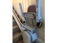 Acorn Stairlift Slimline 150 (rail length 180cm)