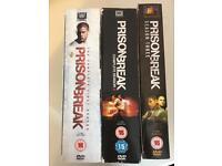 Prison Break Season 1-3 box sets bundle