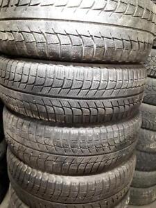 185/60R/15 Michelin set of four winter tires