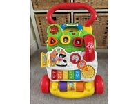 VTECH Baby Walker and Activity Attachment
