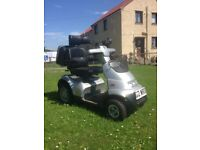 TGA Breeze S4 Outdoor Powered Scooter, Excellent Condition, Extremely Low Mileage 721.3 Miles, £1500