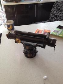 Antique surveyors tool bargain if u ask me willing to post at a cost of £10 heavy