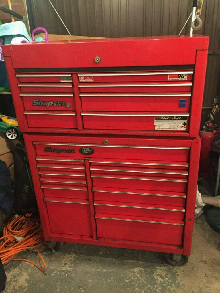Snap On Tool Box 40 Inch In Louth Lincolnshire Gumtree