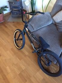 Custom bmx total voltron 18 inch