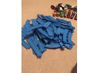 Tomy Thomas track only trains sold