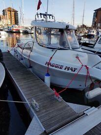 Boat Arvor 210 2008