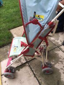 Cosatto strollers Mickey Mouse design